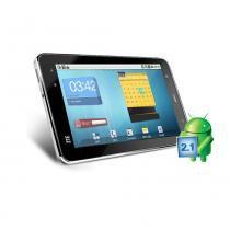 Tablet ZTE V9 Android 2.1 3G Wi-Fi GPS Tela 7 Câmera 3MP Cartão 2GB - Zte