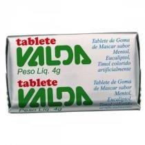 Tablete Valda 1 Unidade - Laboratório canonne