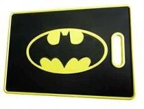 Tábua de corte plástica Batman Amarelo / Preto - Urban