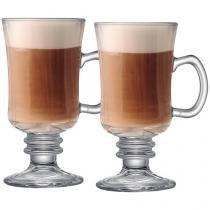 Taça de Vidro para Café 230ml 2 Unidades - Ruvolo Barista 280264