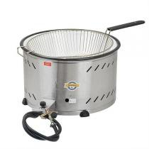 Tacho A Gás 7.5 L Alta Pressão Aço Inox Th.1.728 Marchesoni -