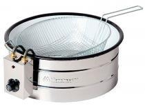 Tacho para Frituras Elétrico 7,5L - Inox TH.1.701 com Controle de Temperatura