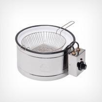 Tachos para fritura elétrico 3,5 litros com peneira  TH.1.301 (110V) - Marchesoni