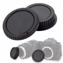 Tampa de proteção para corpo e objetiva DSLR - Nikon - Rollin