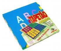 Tapetão Alfanumérico - Mingone brinquedos