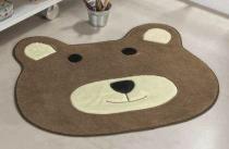 Tapete Big Urso - Castor - Guga Tapetes