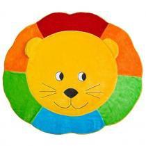 Tapete carinha rei leão ouro - anjos baby - Anjos baby