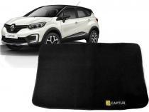 Tapete Carpete Mult aplicação Porta Malas Captur - EcoTap