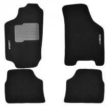 Tapete carpete personalizado  corsa 4 peças - Cabeça car
