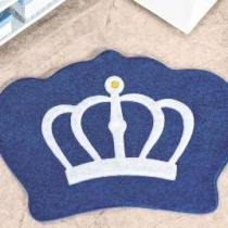 Tapete Coroa 86cm x 64cm - Royal - Guga Tapetes