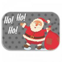Tapete Decorativo Papai Noel Ho, Ho, Ho - Love decor