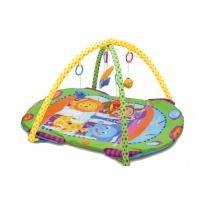Tapete Ginásio de Atividades Driving Color Baby Carrinho - Verde -