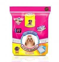 Tapete Higiênico American Pets Caninos Brancos 7 unidades -