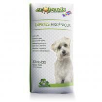 Tapete Higienico Ecopads Baby com Atrativo Canino - Petmais