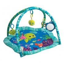 Tapete Infantil de Atividades Azul 120cm - Imbimboo