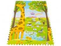 Tapete Infantil Girafa ABC Encaixar - Weeler