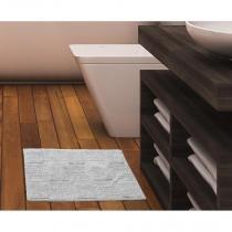 Tapete neo cotton prime 60x40 branco - camesa - Camesa