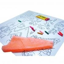 Tapete p/ colorir - Fazenda - Kits for Kids -