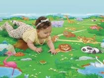 Tapete para Bebê Kidsmat 180 x 130 x 1,5 cm - Burigotto