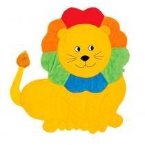 Tapete Rei Leao Ouro - Anjos Baby Decoração Infantil EST-569 - Estrela