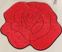 Tapete Rosa - Vermelho - Guga Tapetes