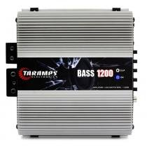 Taramps Bass 1200 Digital Mono 1 Canal 1200W Rms - 1 Ohm -