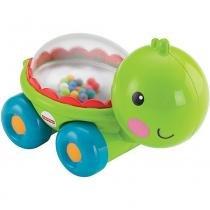 Tartaruga Fisher Price Veículo dos Animais BGX29/BFH75 - Mattel