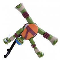 Tartarugas Ninja - Ninja Action Leonardo - BR286A - Tartarugas Ninja