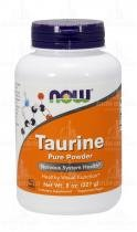 Taurine Powder (227g) - Now Sports -