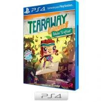 Tearaway Unfolded para PS4 - Media Molecule