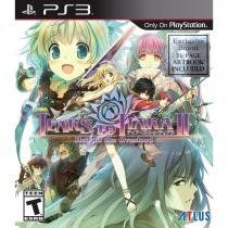 Tears to tiara ii: heir of the overlord - ps3 - Sony