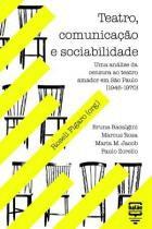 Teatro, comunicaçao e sociabilidade - Balao editorial