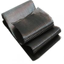 Tecido Fibra de Carbono 200g/m2 Sarja -  Largura 1,30 m  - Advanced vacuum