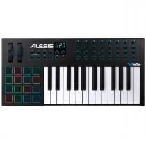 Teclado Controlador MIDI 25 Teclas c/ USB - VI 25 Alesis - Alesis