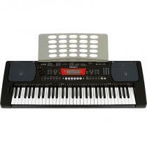 Teclado Digital 61 Teclas 395 Vozes USB/MIDI IN OUT, Fone e Mic In M30 MEDELI - Medeli