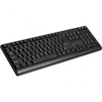 Teclado e Mouse Multilaser TC 162 Sem Fio 2.4 GHZ Multimidia USB Preto -