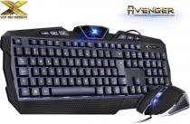 Teclado e Mouse PC Gamer Avenger - Vinik -