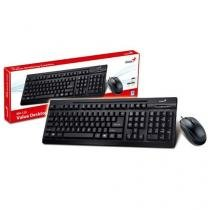 Teclado e Mouse USB Value Desktop Combo Genius KM-125 - Genius