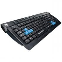Teclado Gamer Black Hawk Fortrek GK-702 -