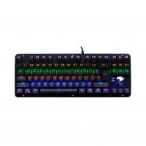 Teclado gamer g-fire mecânico kmgk3 - com backlight - G-fire