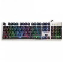 Teclado Gamer Leadership Aluminum - 6779 -