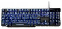 Teclado gamer multilaser semi mecanico tc196 warrior - Multilaser