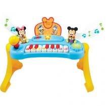 Teclado Infantil Disney Baby Musical Mickey - Dican