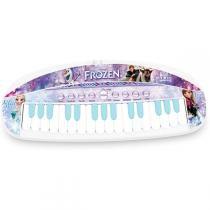Teclado Infantil Eletrônico Frozen Toyng Ref. 27268 -