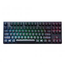 Teclado mecânico cooler master masterkeys pro s rgb switch mx red - sgk-6030-kkcr1-us - Cooler master