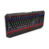 Teclado Mecânico Gamer Anala (K558R) Rainbow - Redragon -