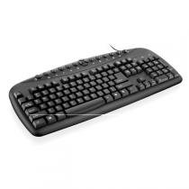 Teclado Multimidia USB Bulk Multilaser TC150 -