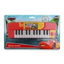Teclado musical disney carros toyng 27026 -
