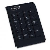 Teclado númerico experience usb tn201 newlink -