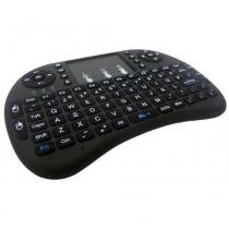 Teclado Sem Fio Com Touchpad Para Smart Tv, PC e Android TV - Mega page